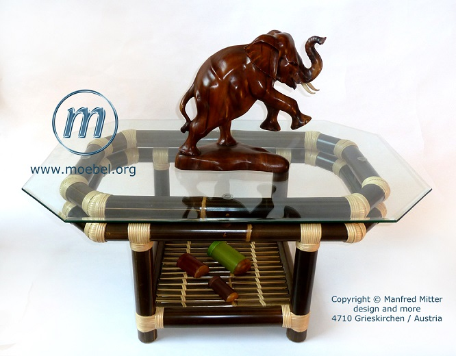wohnzimmertische aus bambus bambustisch betawi. Black Bedroom Furniture Sets. Home Design Ideas