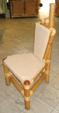 "Stuhl Mod. ""Triangolo"", Sessel / Stühle / Bambusmöbel / Stühle aus Bambus"