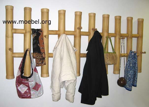bambusgarderoben garderoben aus bambus m bel. Black Bedroom Furniture Sets. Home Design Ideas