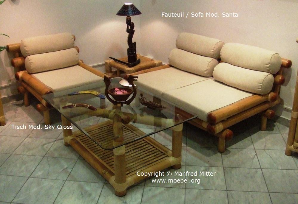 wohnzimmertisch aus bambus bambustisch sky cross. Black Bedroom Furniture Sets. Home Design Ideas