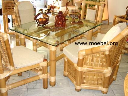 Sedie in bamb tavoli in bamb for Siti di arredamento on line