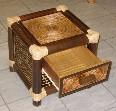 himmelbetten aus bambus bambusbetten doppelbetten. Black Bedroom Furniture Sets. Home Design Ideas