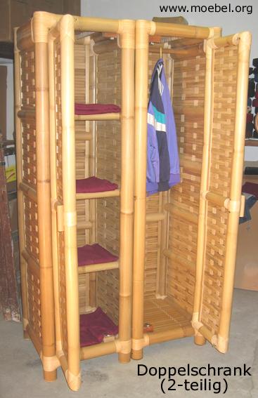 bambusschrnke kleiderschrank aktenschrank aus bambus. Black Bedroom Furniture Sets. Home Design Ideas
