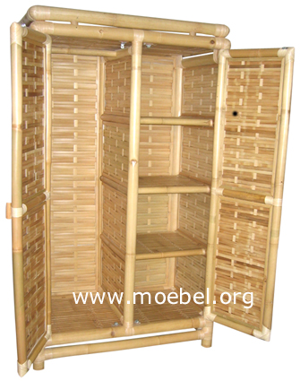 bambusm bel stauraum bambusschr nke. Black Bedroom Furniture Sets. Home Design Ideas