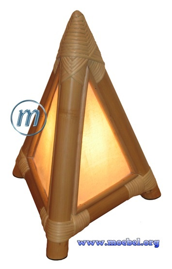 Bambuslampen Hangelampen Stehlampen Nachttischlampen Lampen