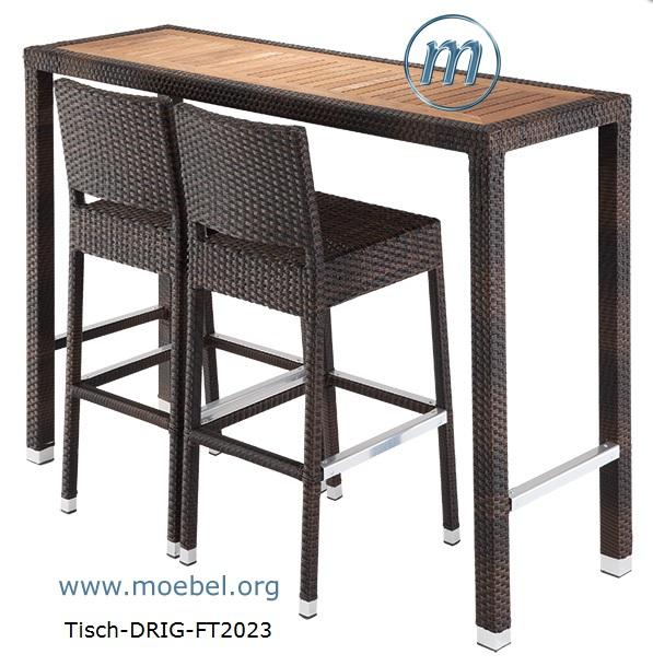 Wetterfeste Tische, Gartentische, Stehtische Outdoor