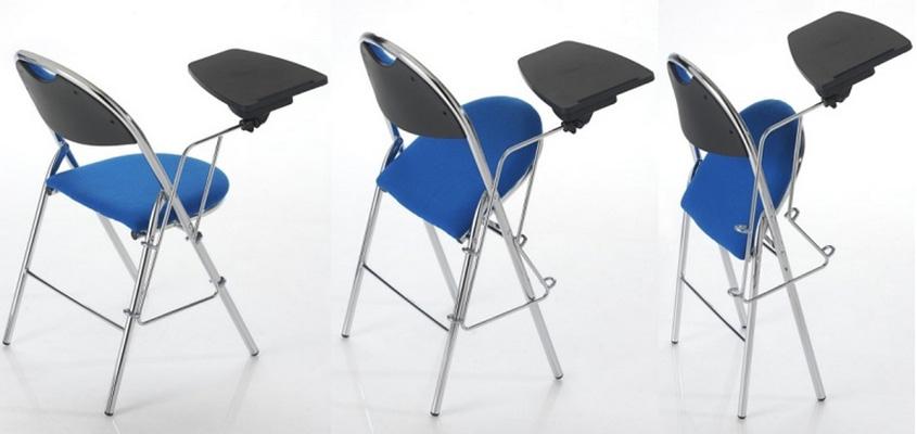 klappst hle klappsessel aus pvc metall alu kunststoff. Black Bedroom Furniture Sets. Home Design Ideas