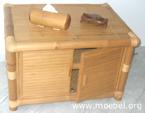 bambussch nke k sten kommoden schuhschr nke aus bambus. Black Bedroom Furniture Sets. Home Design Ideas