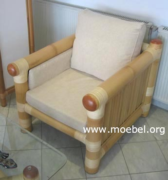 Bambusm bel sitzgruppen sofas sessel fauteuils for Sessel italienisch