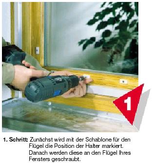 Wundervoll Fenster renovieren mit Clip-System (Aluminiumprofil). Nie mehr  EB12