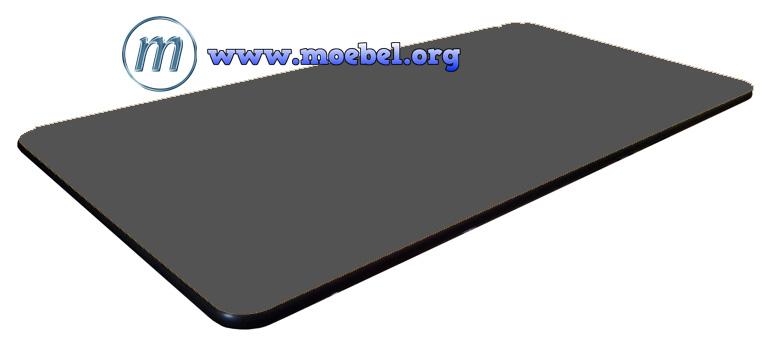 Tischplatten eckig oder sonderform platten borde nach ma for Arbeitsplatte ecke